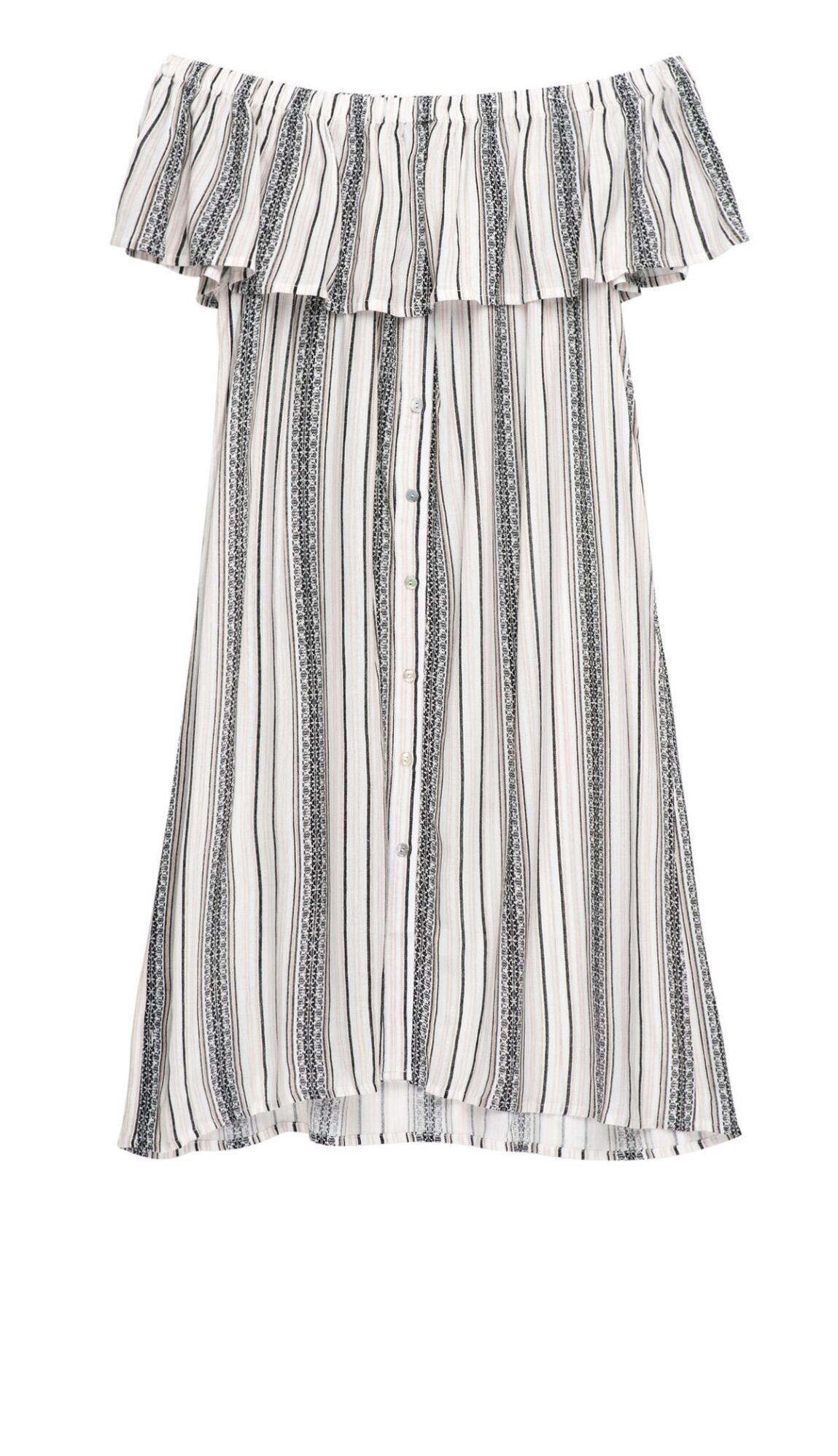 Bobeau Rosie dress
