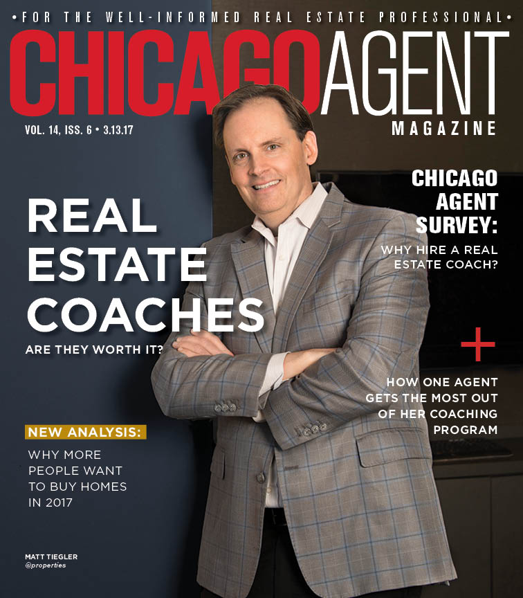 READ ARTICLE:   https://chicagoagentmagazine.com/real-estate-coaching-worth/