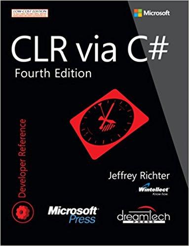 CLR via C3 by Jeffrey Richter
