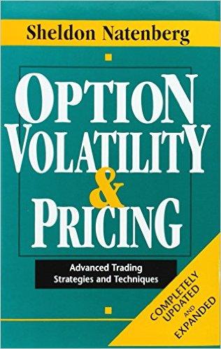 Option Volatility & Pricing by Sheldon Natenberg