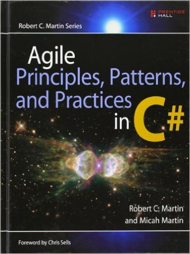 Agile Priciples, Patterns, and Practices in C# by Robert Martin and Micah Martin