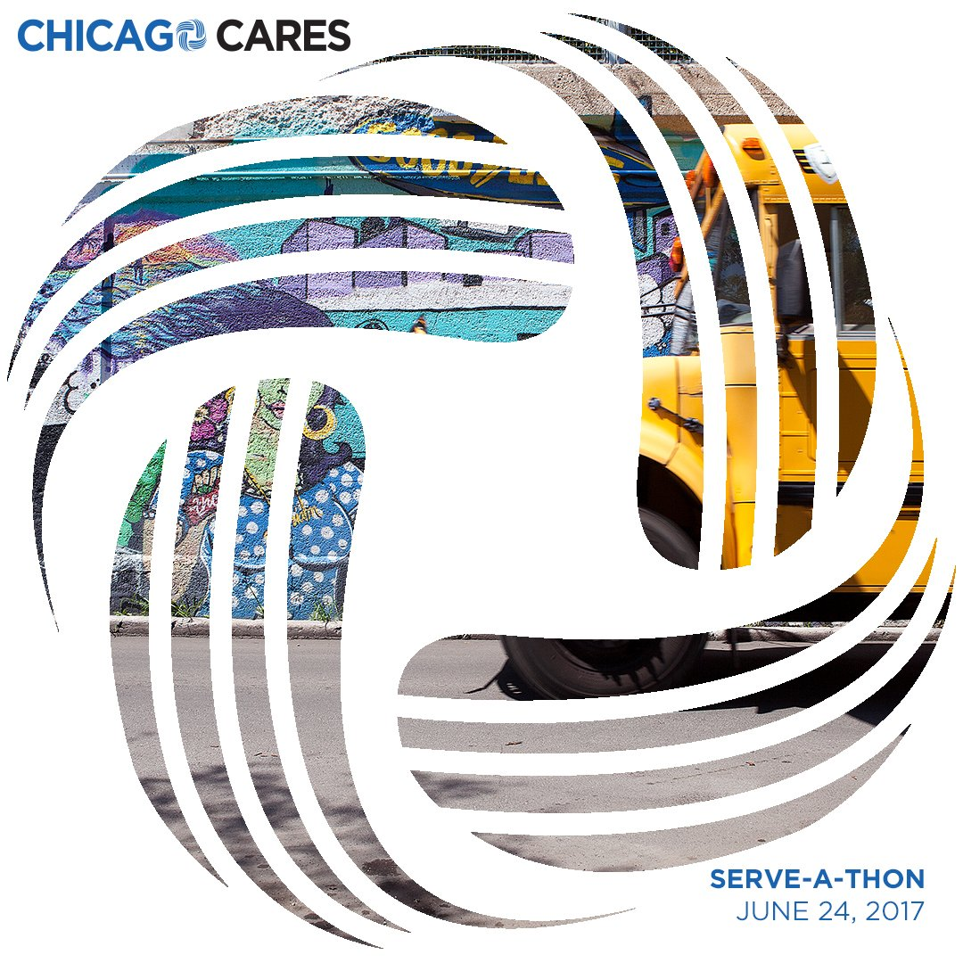 Chicago Cares logo