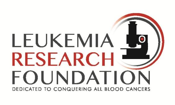 Leukemia research foundation logo
