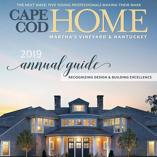 Check us out! #awardwinning #capecodbuilders #capecodcustomhomes #capehouse