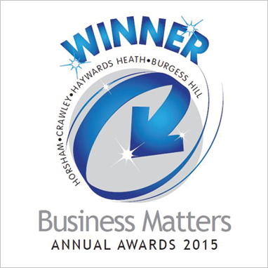 Business Matters Awards – Overall Business of the Year 2015/16