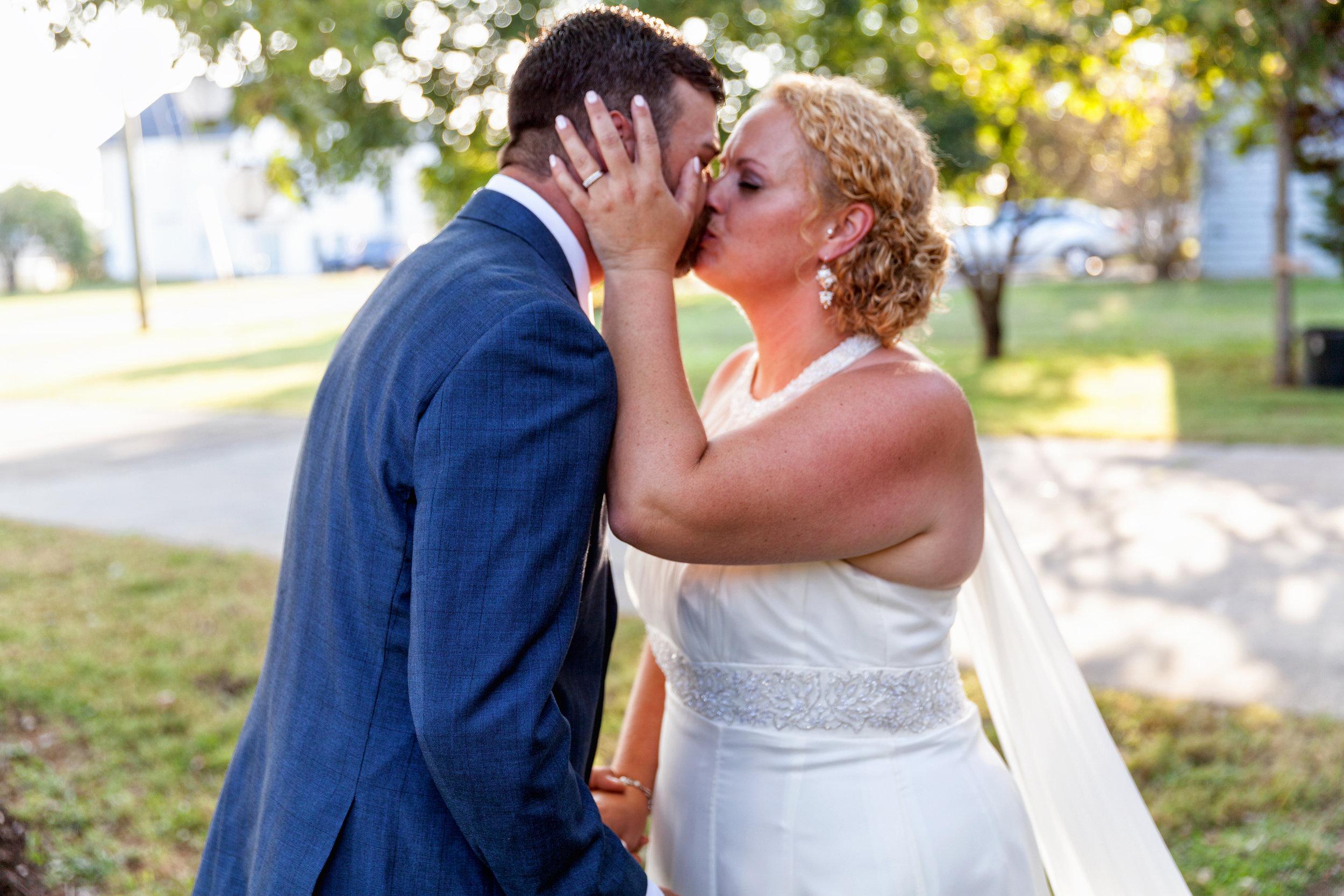 Jennifer + Chuck's Wedding