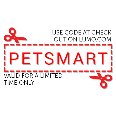 """USE """"PETSMART"""" AS THE CODE AT CHECKOUT"""