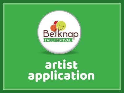 Artist Application