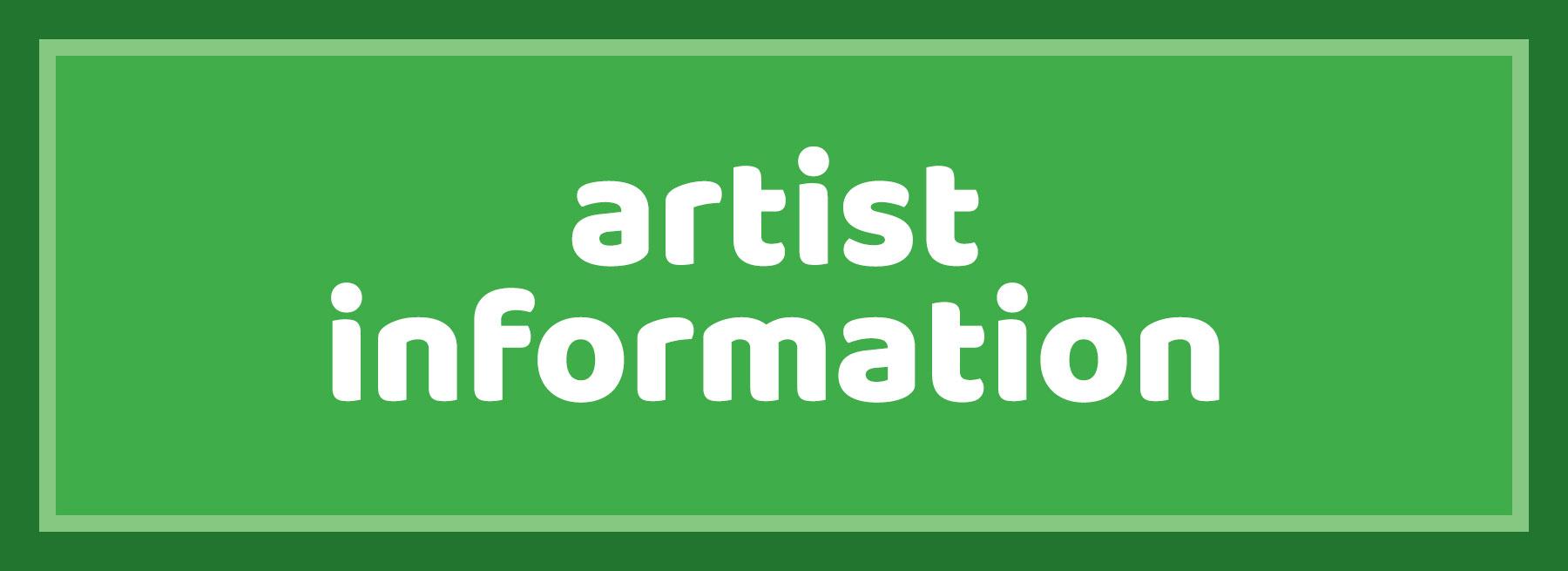 Artist Information