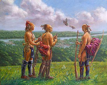 Native American Shawnee