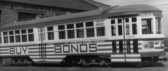 A Louisville Streetcar