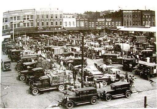 Louisville's Haymarket Square