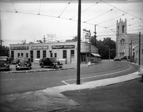 Douglass Loop - 1938