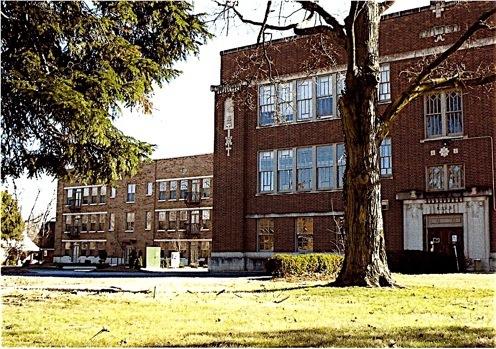 The Belknap School