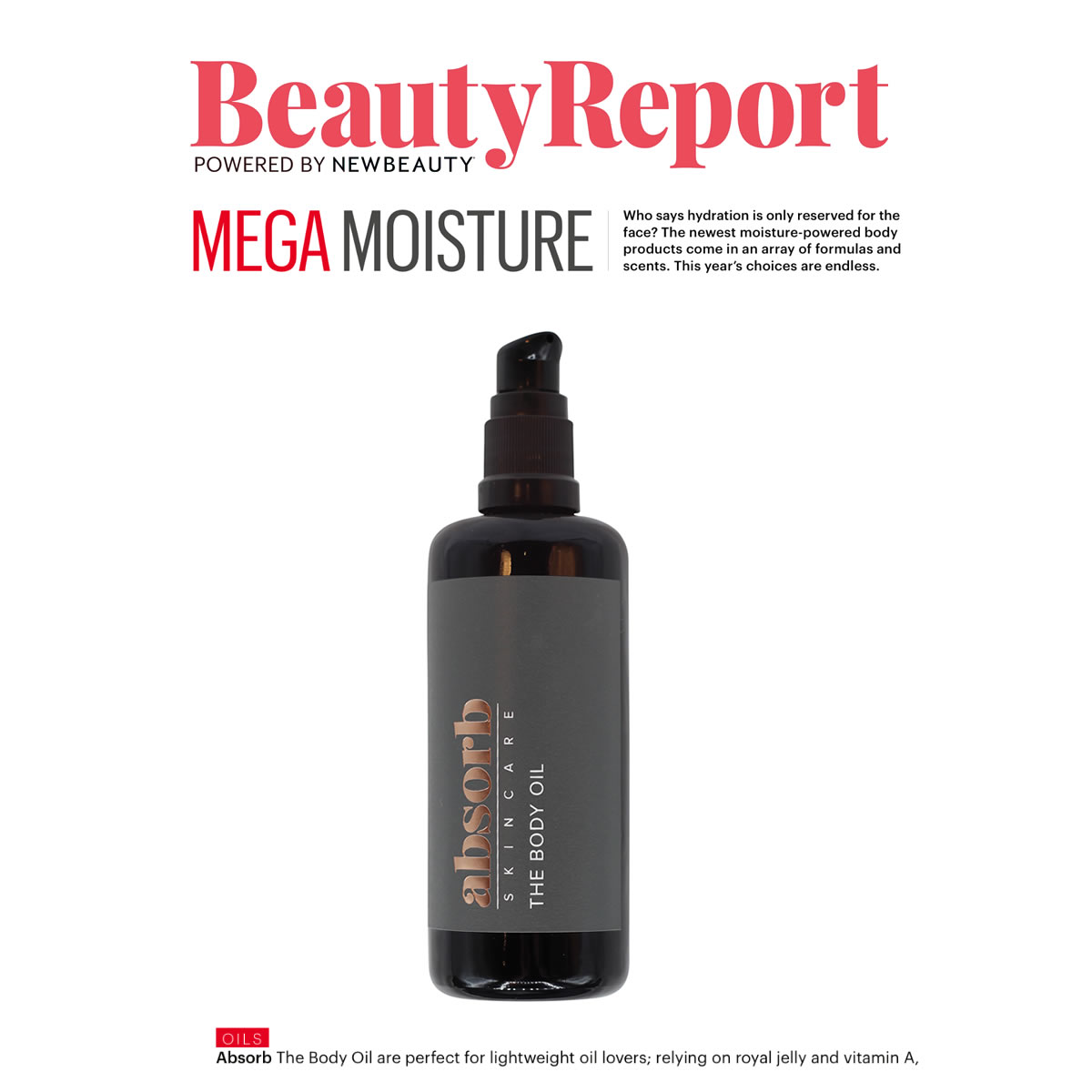 Beauty Report by New Beauty