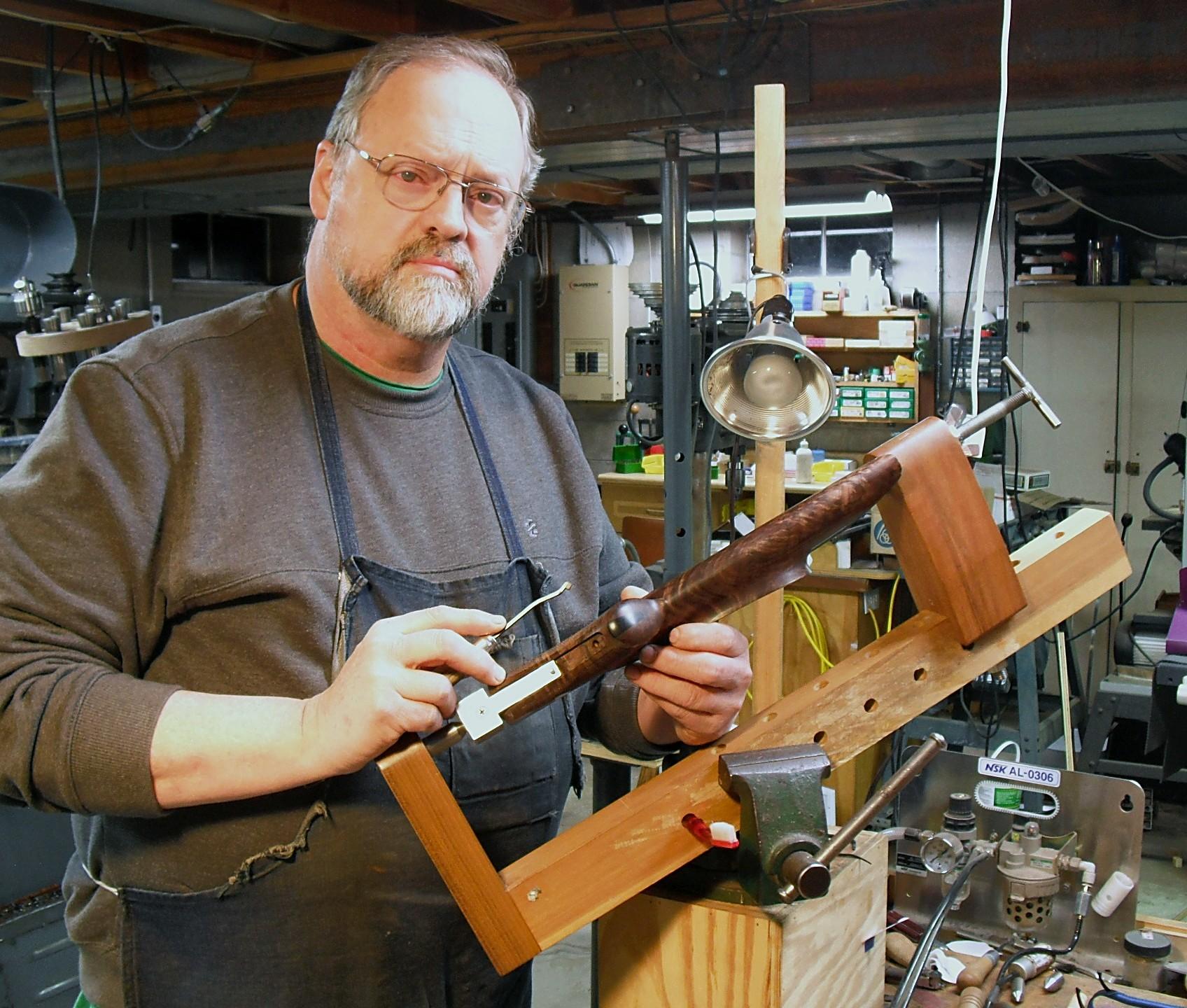 Steve Durren - Gunsmith & Custom Rifles