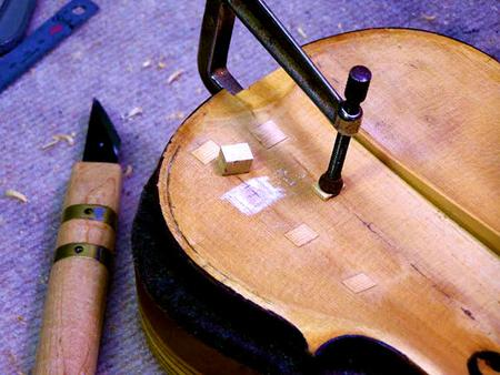 Michigan Violinmakers Association at the Great Lakes Woodworking Festival woodworkers.jpg