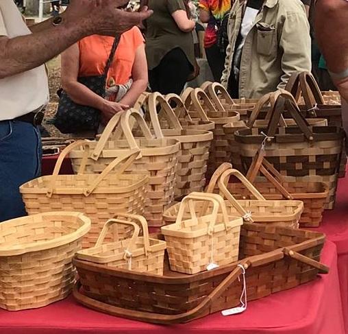 Jimmie Johnson, Wooden Baskets Adrian MI