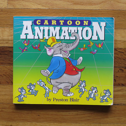 Cartoon Animation - Preston BlairIf you're just starting out and can only get one book, get this one. EVERYTHING is there, from composition, to posing, to how to draw a simple hand.
