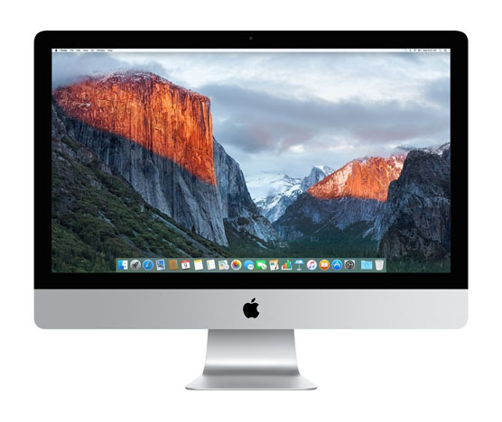 11A: Apple iMac 27-Inch - I use a Mac because it just works and is easy. My current iMac is 5 years old and is not slowing down. I have a 2 T of storage, and 32 Gig of RAM.