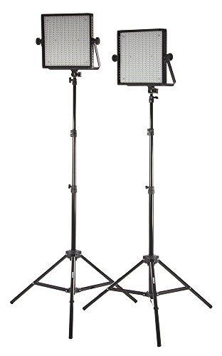 12D) LED Panel Lighting Kit -
