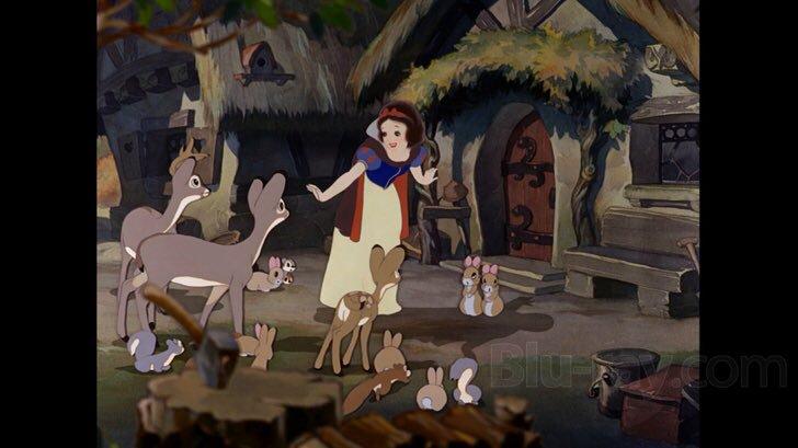 Snow White, 1938