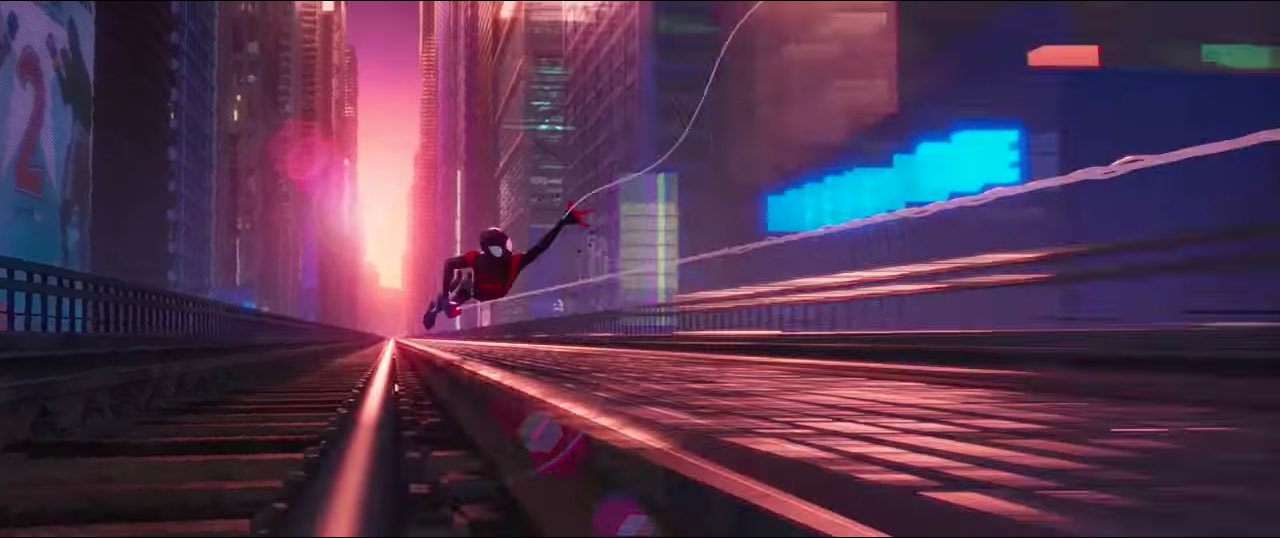Spider-Man: Into the Spider-Verse, 2018