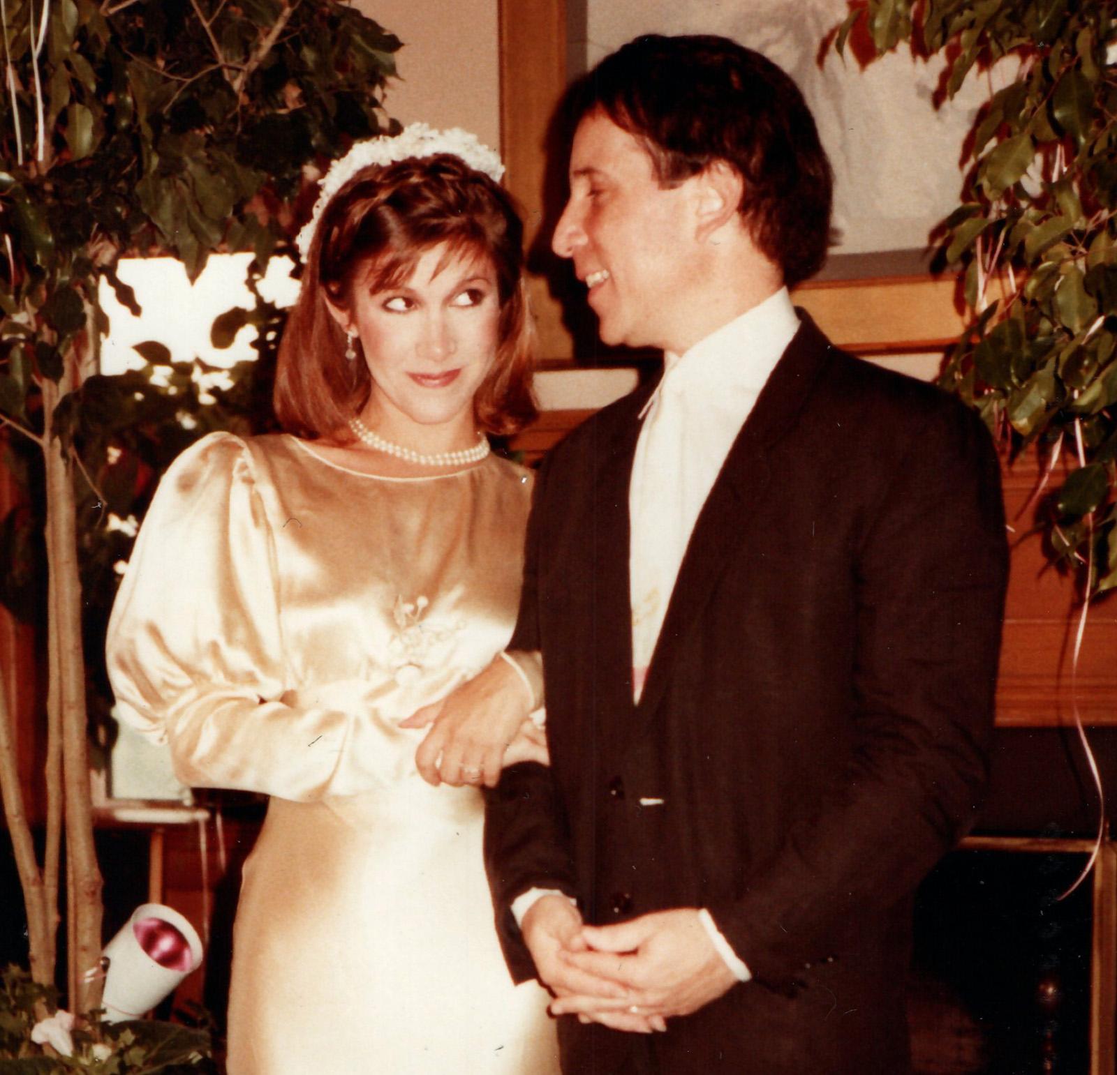 CARRIE AND PAUL SIMON'S WEDDING