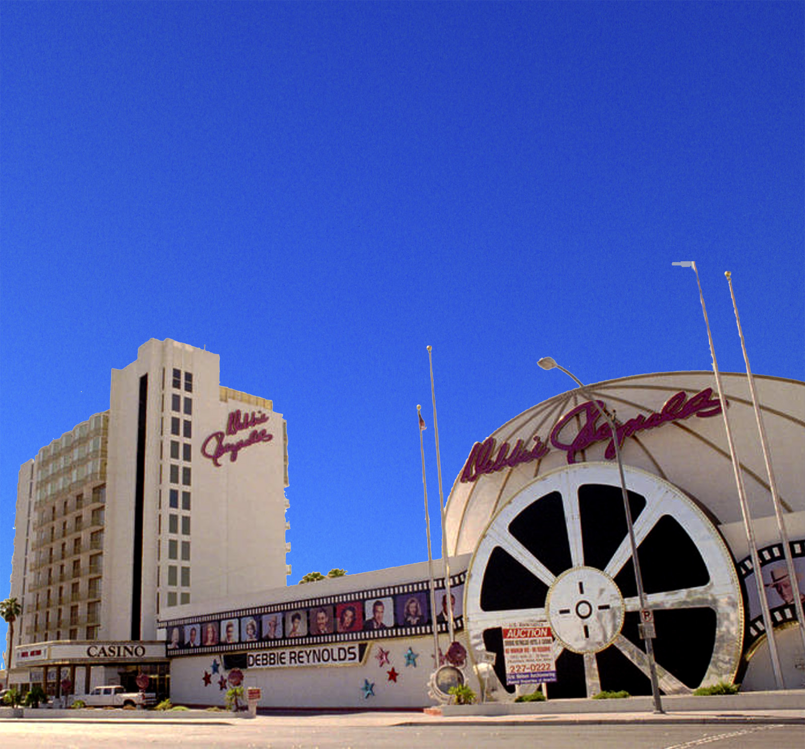 THE DEBBIE REYNOLDS HOTEL AND CASINO