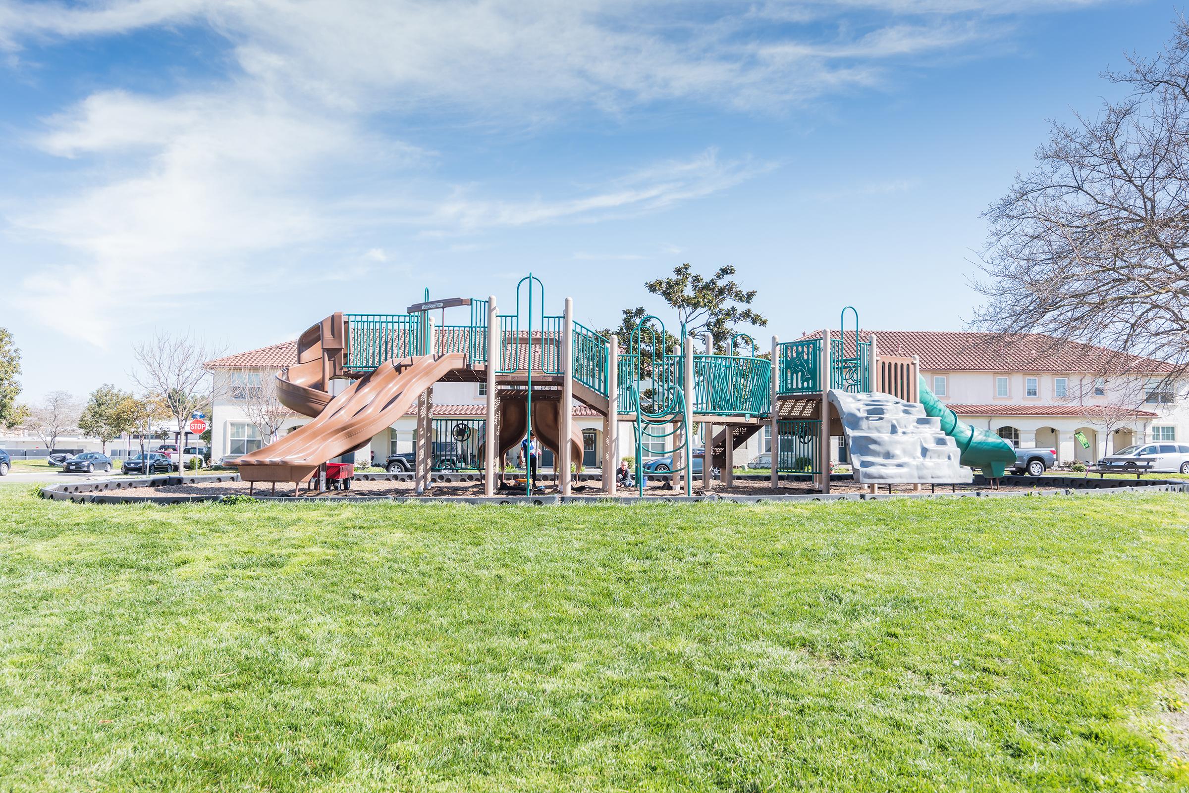 Community Playground at Wescoat Village