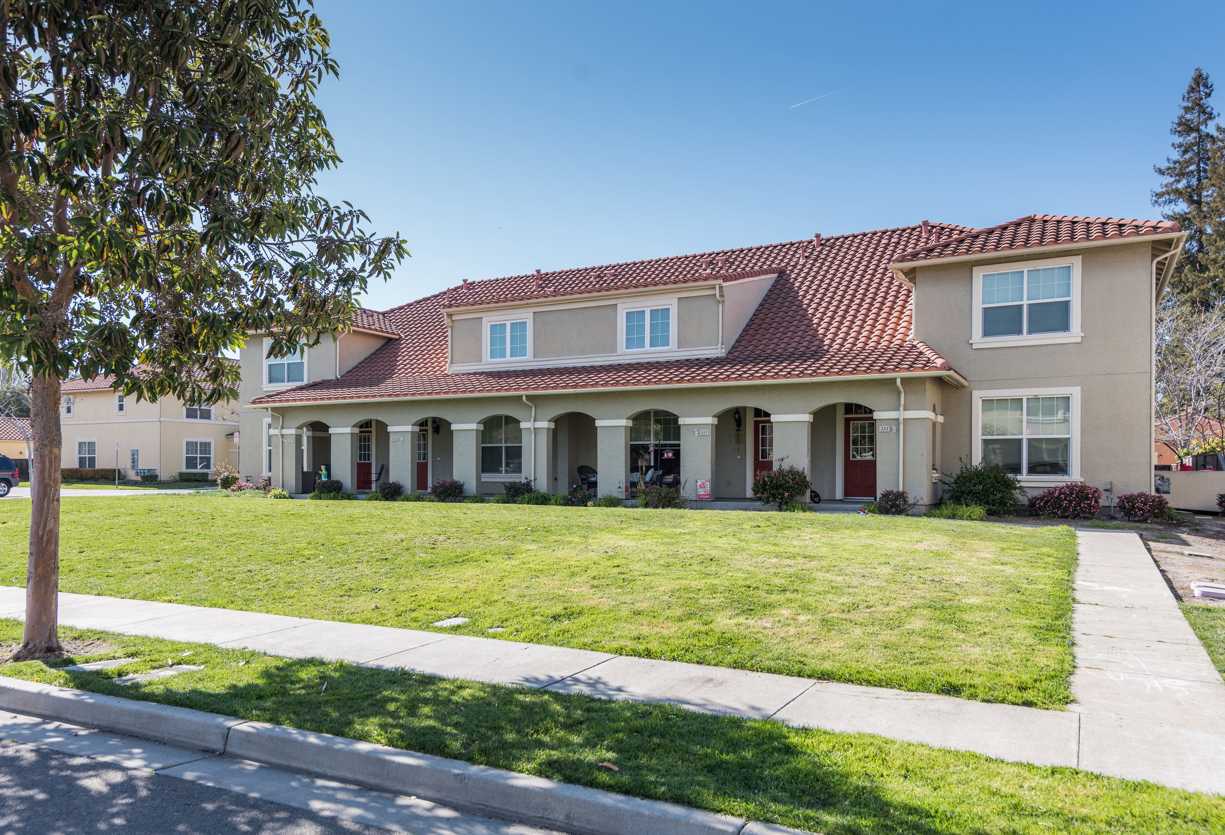 Rental Townhomes in Silicon Valley