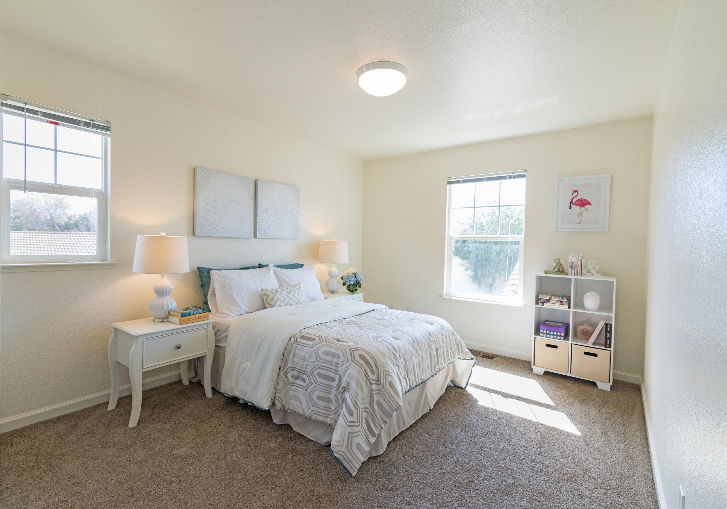 Second Bedroom in Rental Home