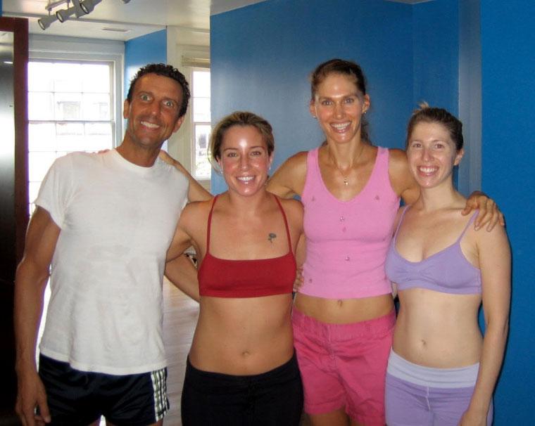 John, Tandy, Carolan & Lara