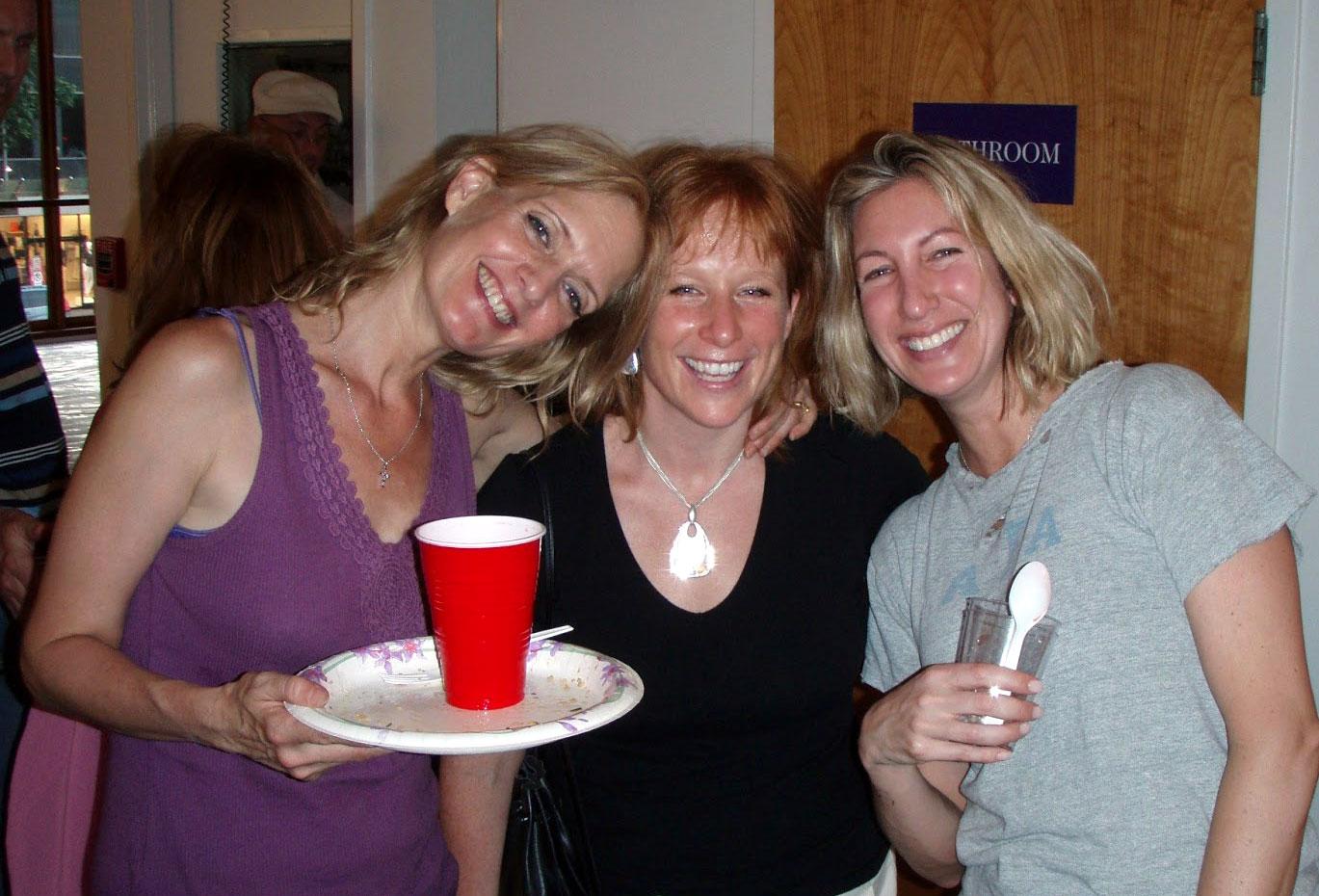 Ruth, Kelly & Beth