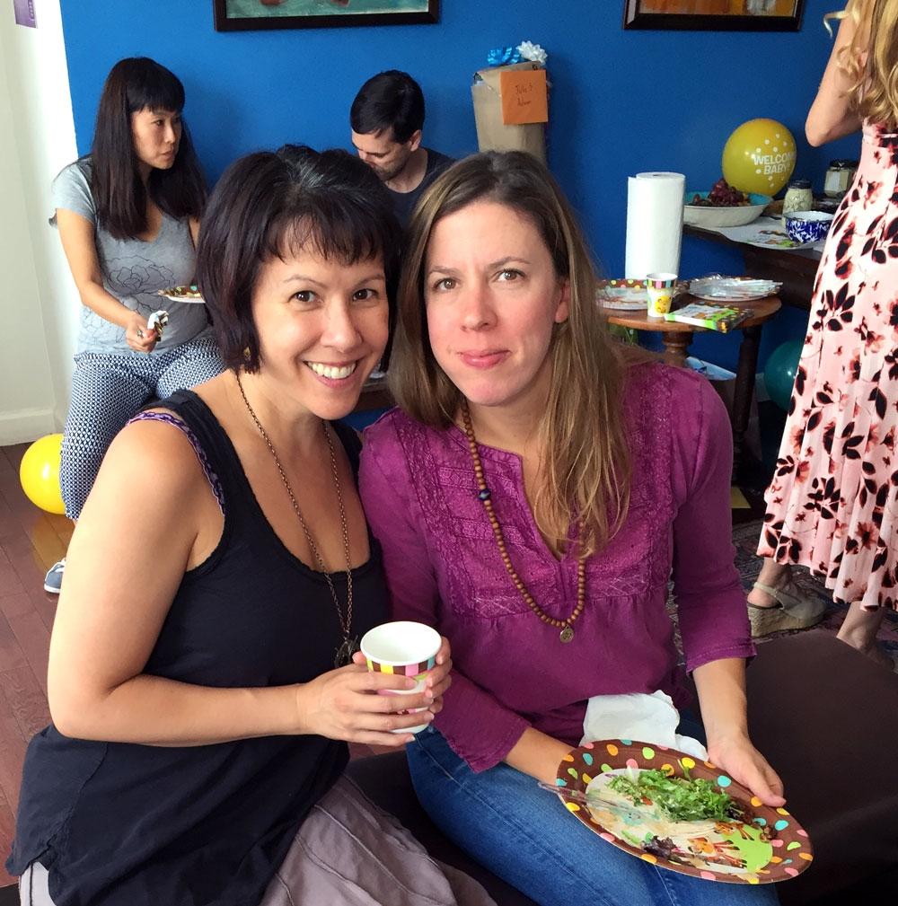 Yasmin & Amanda