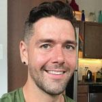 Michael Joel Hall yoga instructor