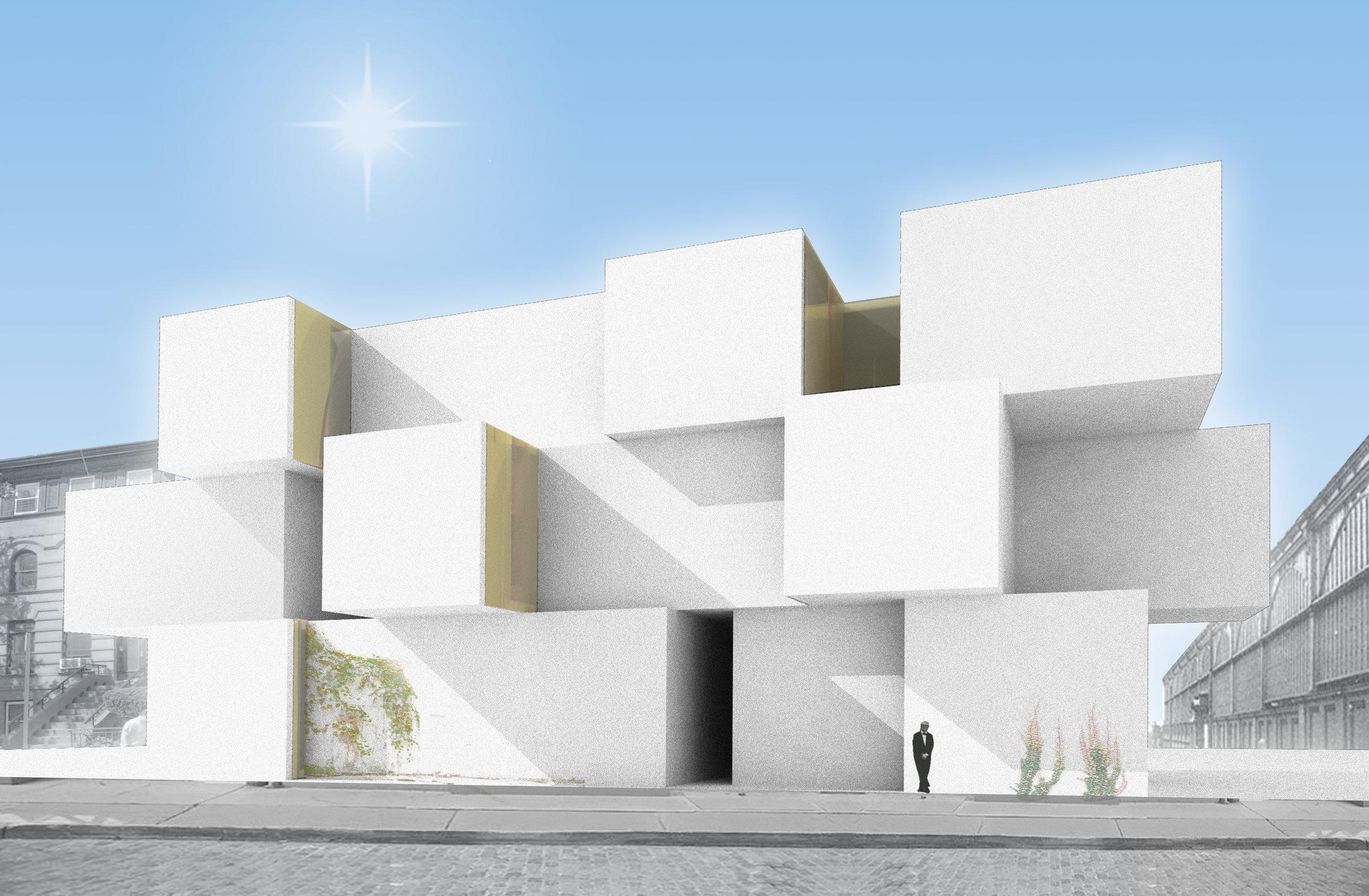 white concrete walking elev.jpg
