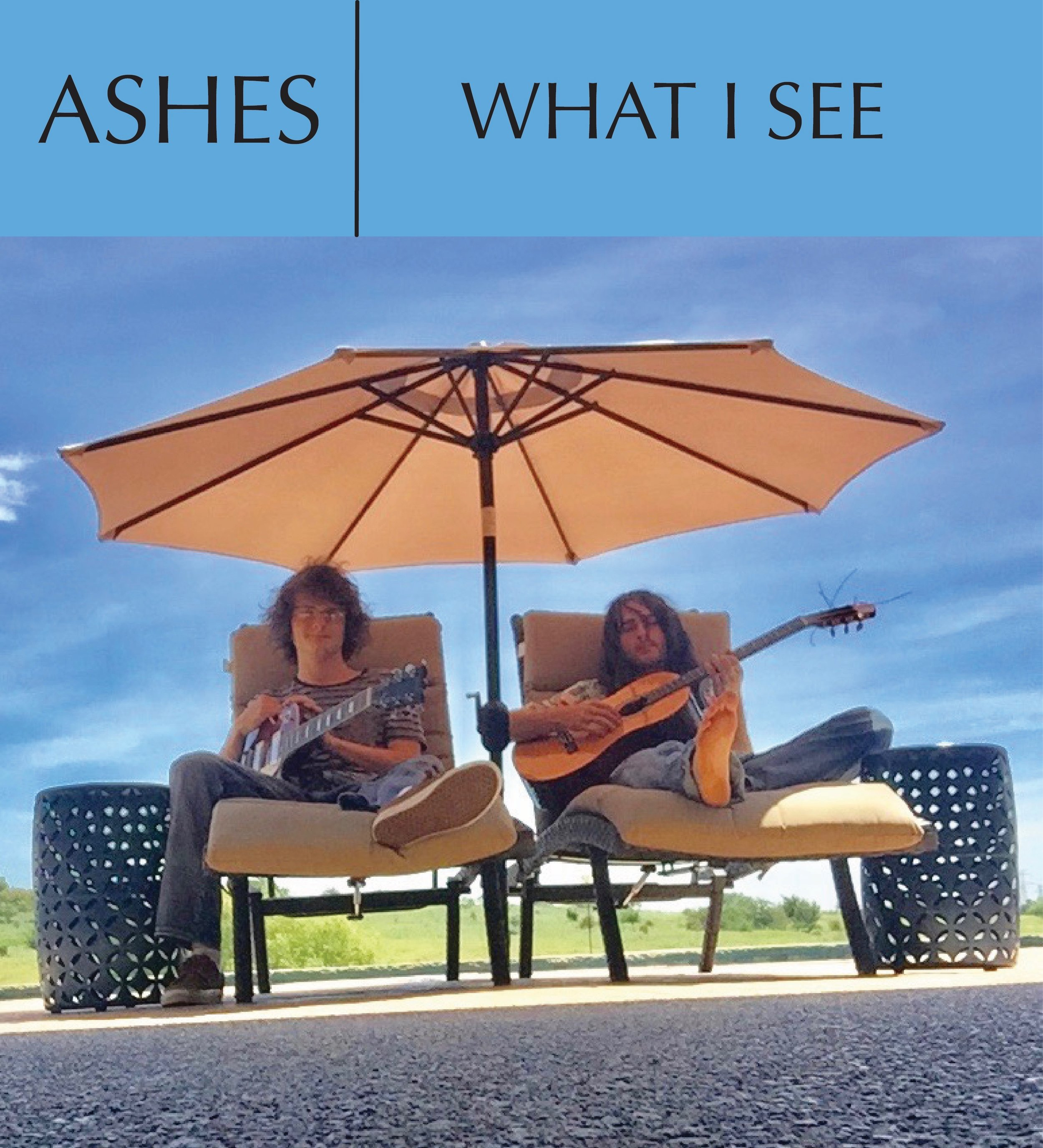 Title: What I See  Ashes Second Single  Released: July 31, 2017  A vocal track accompanied by classic Ashes instrumental backing.