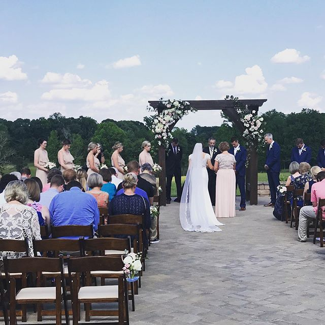 Congratulations Mr. and Mrs. Davis Chatman!  Special thanks to all the vendors that made their dream a reality!  Venue: @theaddisonfarmnc  Caterer: @old_north_state_catering  Florist: @flora.andraya  Cake: @daniellekattancakes  DJ: @perfectevententertainment  Hair and makeup: @teaseandblush  Photography: @6ftamber  Linens and tableware: @ce_rental  Coordination assistant: @four26events  #wedding #weddingnc #weddingplanner #weddingplanning #eventplanning #love #marriage #florist #weddingfloristnc #caterer #weddingcaternc #photography #weddingphotographync #cake #weddingcakenc #DJ #weddingdjnc #hairandmakeup #weddinghairandmakeupNC #venue #weddingvenuenc