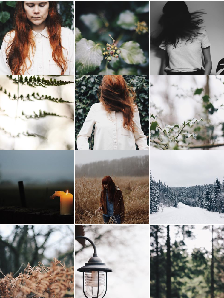 Some Instagram Inspirations To Fall In Love With - @ field and nest
