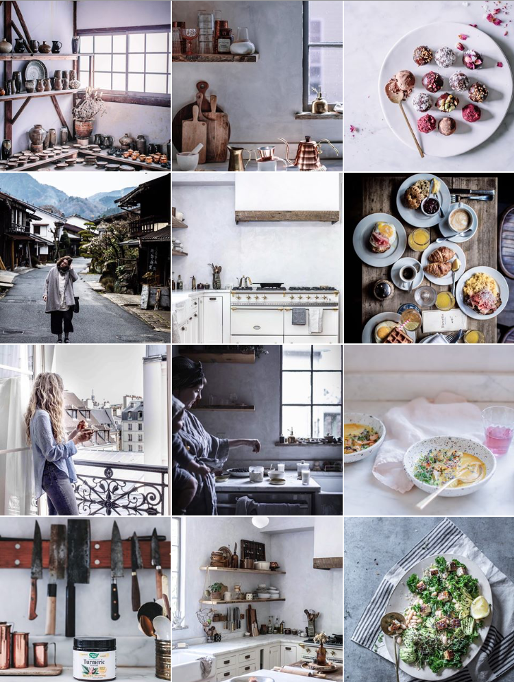 Some Instagram Inspirations To Fall In Love With - @ Local Milk