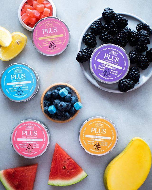 Monday morning decisions ... Which #PlusProducts gummies would you choose today? REFRESH | CREATE | RESTORE | UPLIFT | CBD RELIEF. All of them are made with 💙 in California.⁣⁣ ⁣⁣ ⁣⁣ ⁣⁣ ⁣⁣ #CBD #THC #mondaymood #happymonmday #cannabis #cannabiscommunity #edibles #edible #weededibles #weed #cannabiscures #marijuana #sativa #indica #plusgummies