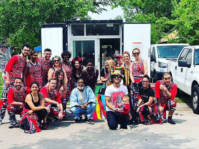 Balada Houston and MASA. Thank you Batala