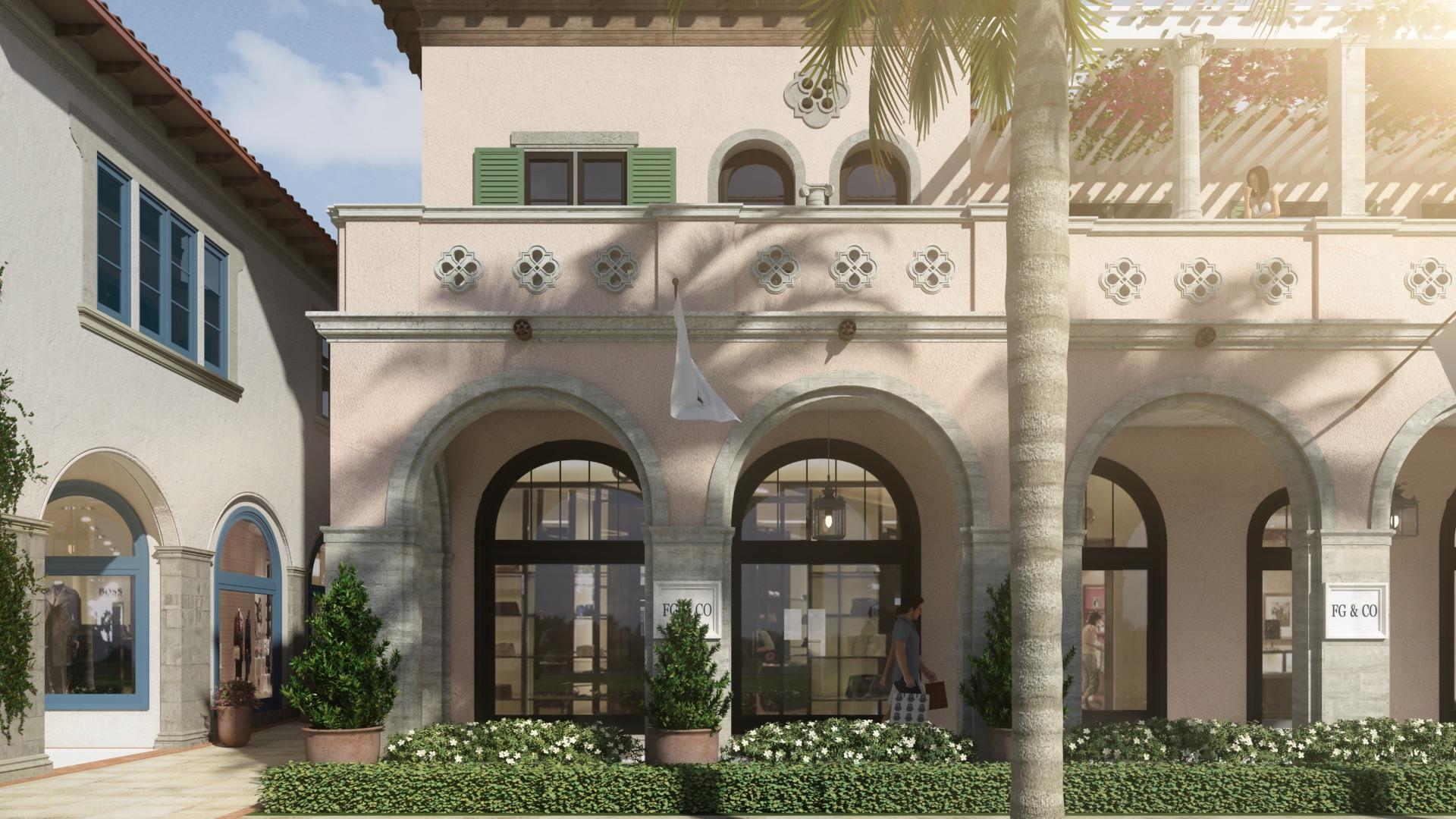 Royal Poinciana Palm Beach Via