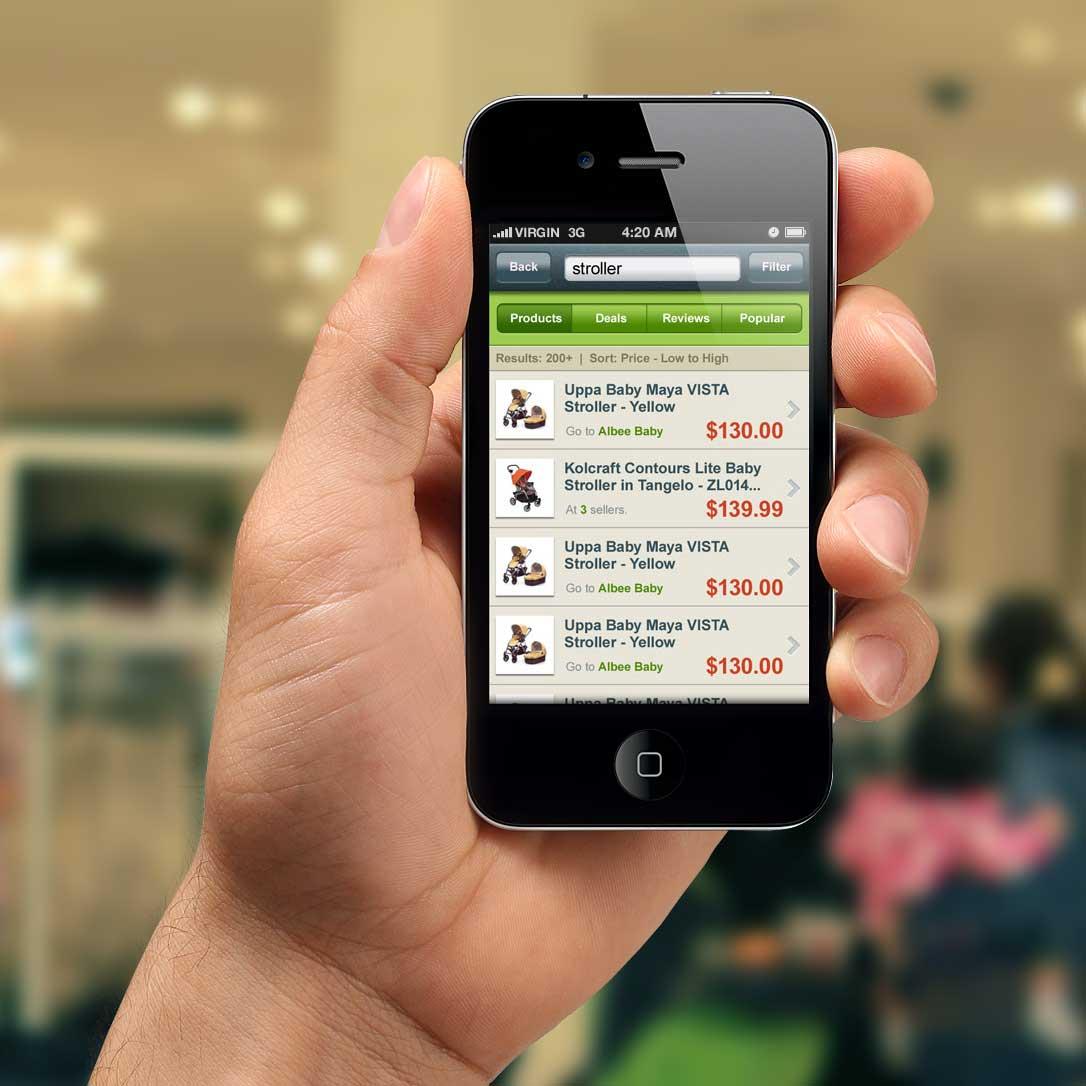 Nextag app