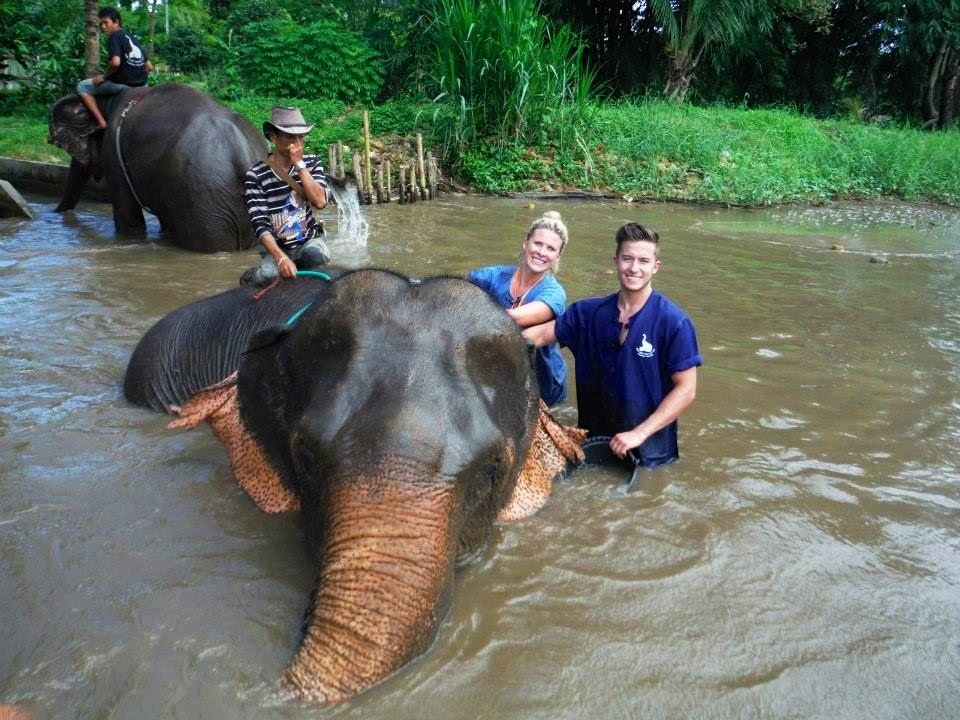 Baan Chang Elephant Park