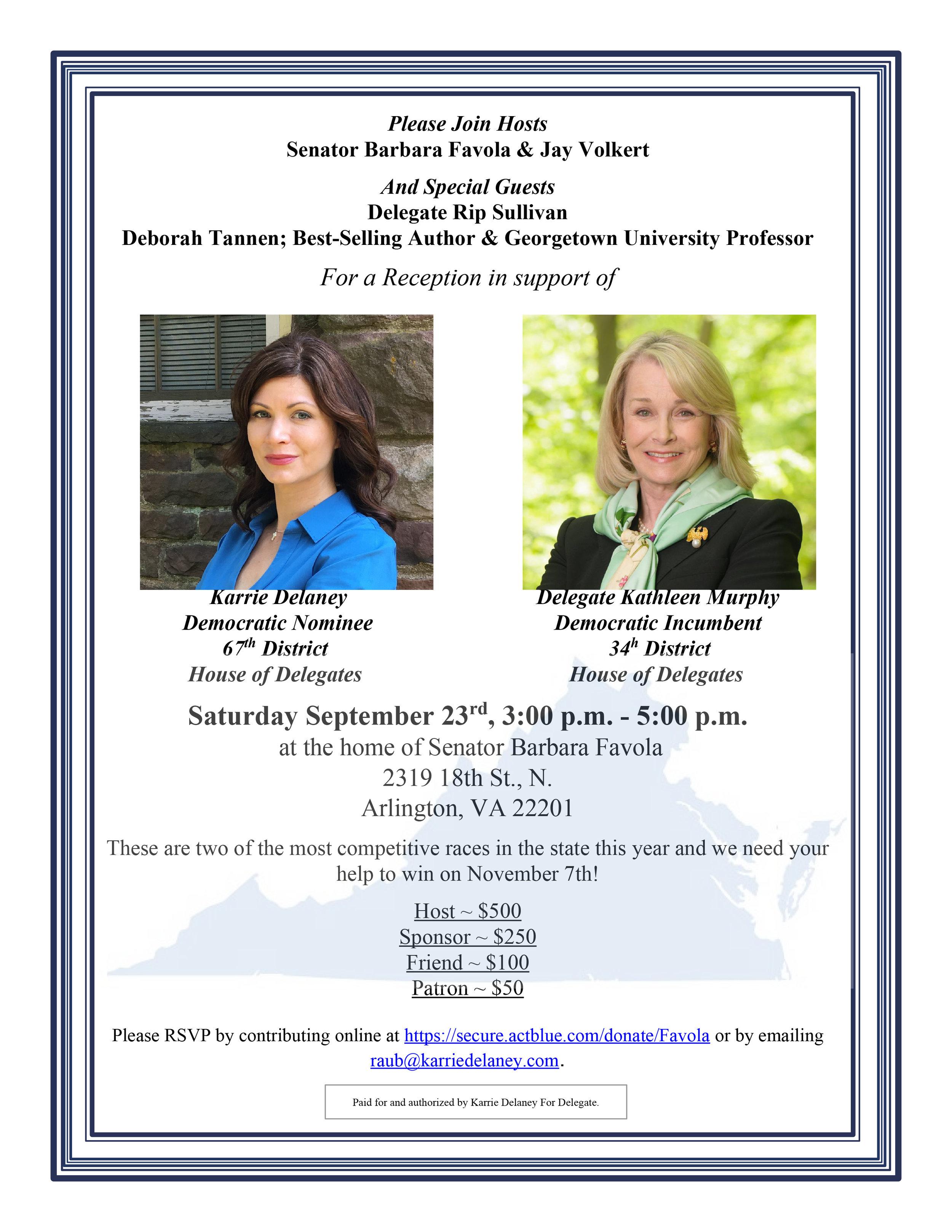 9.23 Invitation To Support Karrie Delaney & Delegate Kathleen Murphy (4).jpg