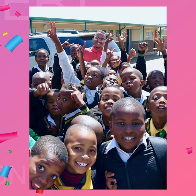During the rare but special moments when we weren't prototyping the #LCERT or engaging in business activities, we spent our time visiting learners from various schools across Gauteng. 😄 . The highlights of the visits came from visiting the #MogobengPrimary and #TamahoPrimary Schools in the Katlehong township of the East Rand. Our hearts❤️ were truly touched when we saw learners in these schools gaining literacy and numeracy skills from the student-centric e-Learning tools👨🏽💻👩🏽💻 that were made available in their humble computer labs. 🙌🏽 Some of the learners we met came from the squatter camps nearby, but they were granted the opportunity to access to quality education because of the innovative efforts of their school's leadership. 😊 . It's amazing what GOOD school management can do to transform a community. The principals of Mogobeng and Tamaho truly inspired us to continue pursuing our vision of democratising quality STEM education for all. 👏🏽 They are proof that it doesn't take a fortune to fix our education crisis - we just need educators and leaders who care enough to make a difference! ✊🏽 . #Countdown2CRSP2018 #CRSP2017 #EdTech #Education #DBE #Robotics #STEM #BestNine #BestNine2017 #2017 #2018