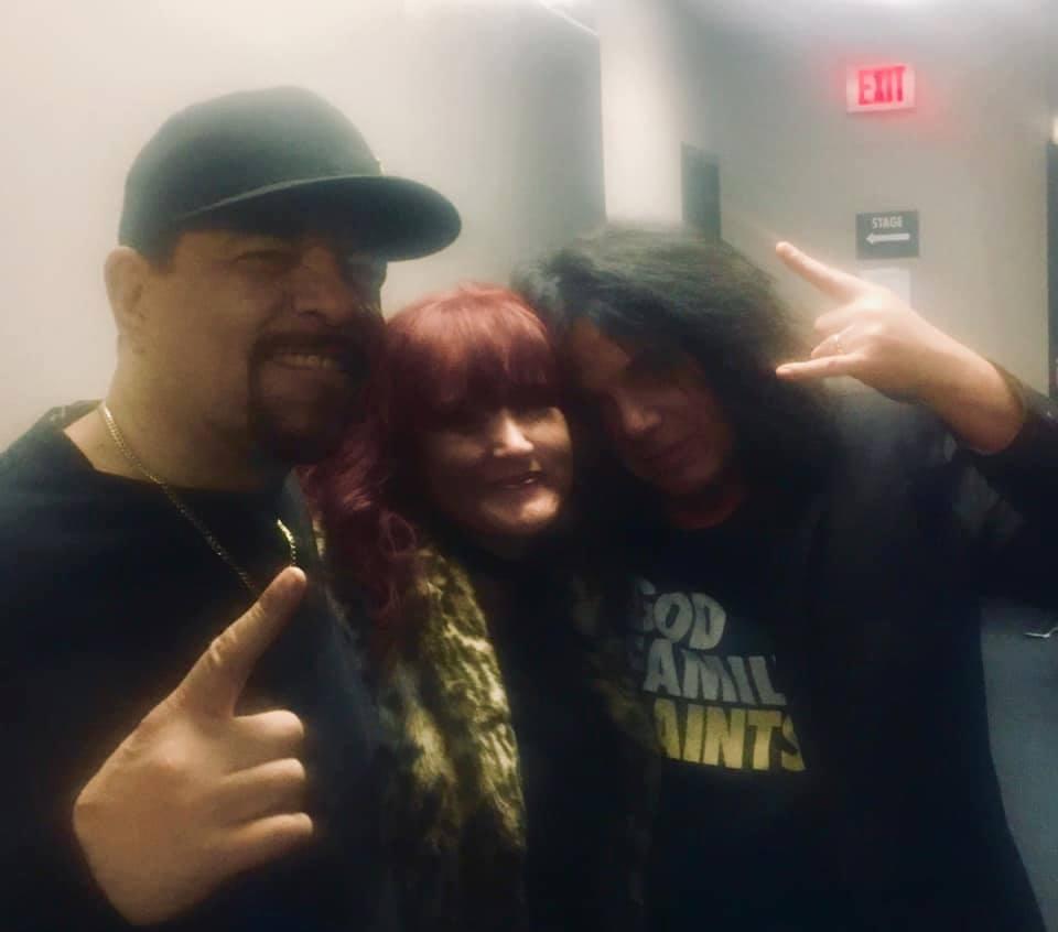 ICE-T, Michael and Trish Ciravolo