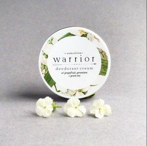Warrior, Natural Deodorant Cream - Eco friendly & Vegan — Tarn & Moon